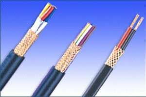 KVVRP 铜芯聚氯乙烯绝缘聚氯乙烯护套编织屏蔽控制软电缆